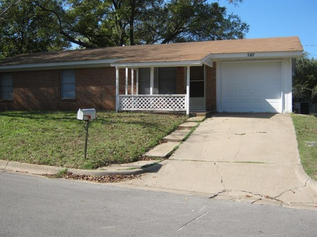 Rental Homes for Rent, ListingId:36108321, location: 507 N Merrimac Street Weatherford 76086