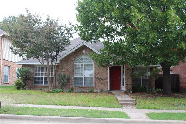 Rental Homes for Rent, ListingId:36114325, location: 609 English Oak Drive Allen 75002