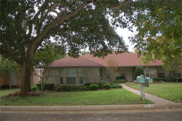 Rental Homes for Rent, ListingId:36154823, location: 612 Overlook Court Arlington 76012