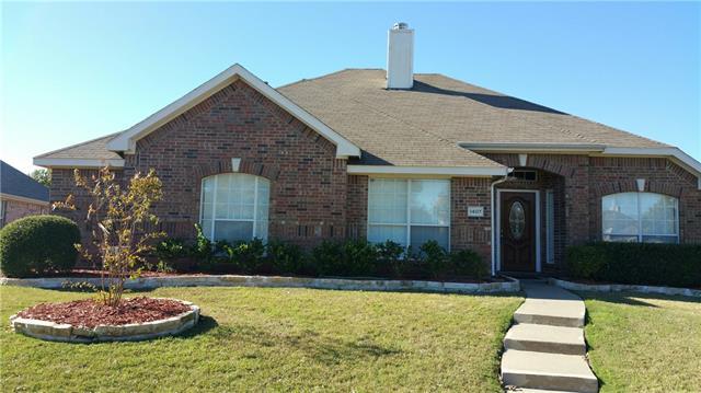 Rental Homes for Rent, ListingId:36189709, location: 1407 Springmeadow Drive Allen 75002