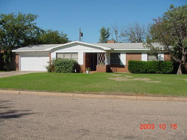 Rental Homes for Rent, ListingId:36135225, location: 3350 Rosedale Drive Abilene 79605