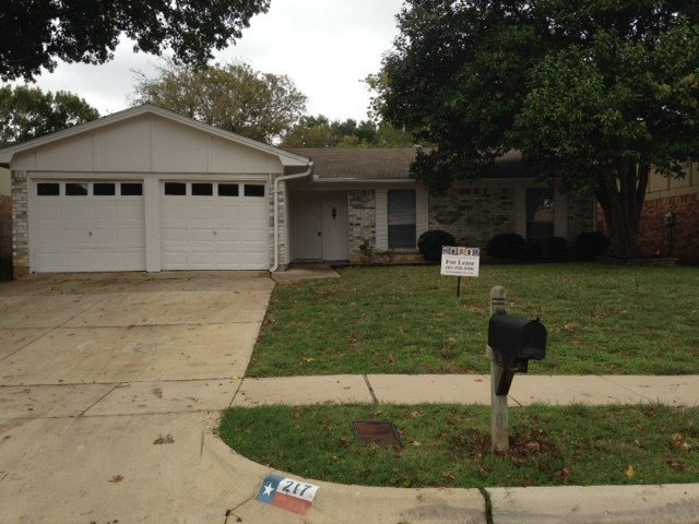 Rental Homes for Rent, ListingId:36154978, location: 217 Countryside Drive Arlington 76014
