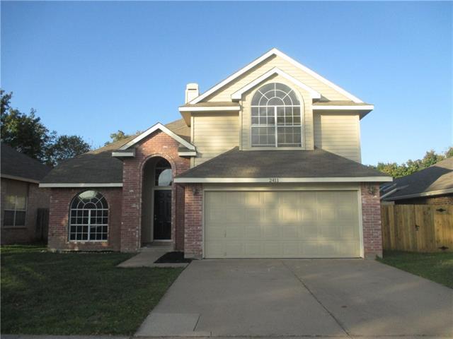 Rental Homes for Rent, ListingId:36307712, location: 2411 Bennington Drive Arlington 76018