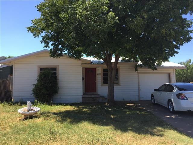 Rental Homes for Rent, ListingId:36174967, location: 1302 S La Salle Abilene 79605
