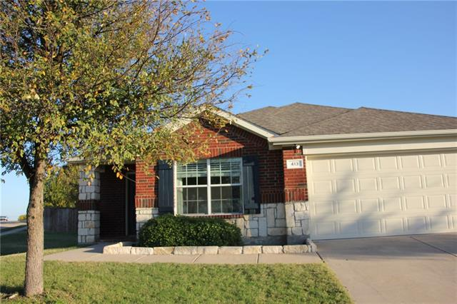 Rental Homes for Rent, ListingId:36331385, location: 413 Dartmoor Drive Celina 75009