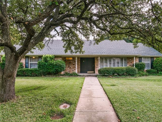 Rental Homes for Rent, ListingId:36194187, location: 3360 Valiant Drive Dallas 75229
