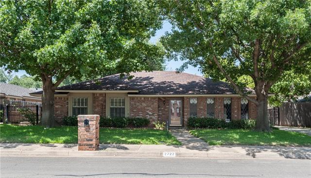 Rental Homes for Rent, ListingId:36205107, location: 2722 Margaret Drive Arlington 76012