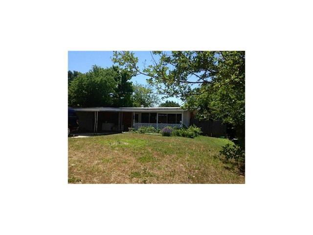 Rental Homes for Rent, ListingId:36205122, location: 5301 Slate Street Ft Worth 76114