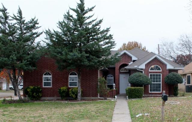 Rental Homes for Rent, ListingId:36204946, location: 6503 Electra Drive Arlington 76001