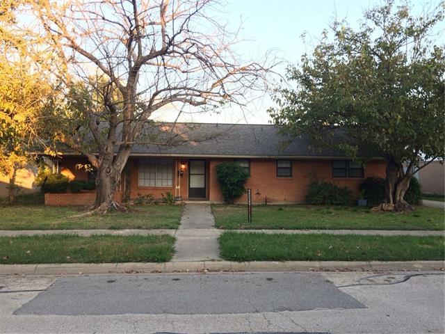 Rental Homes for Rent, ListingId:36205034, location: 1222 Hillcrest Street Denton 76201