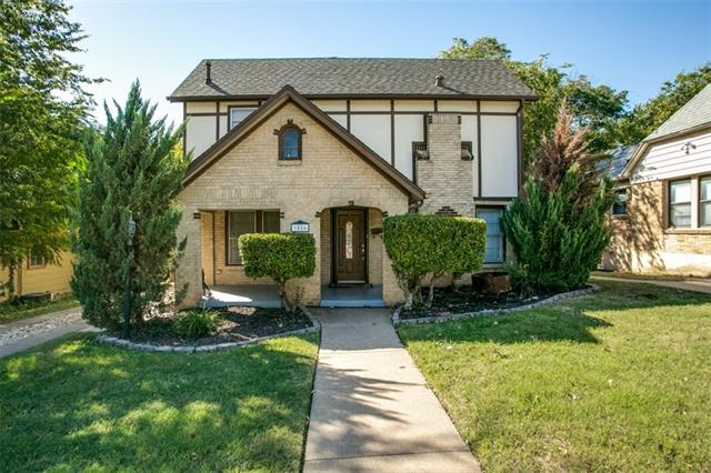 Rental Homes for Rent, ListingId:36209836, location: 1816 Frederick Street Ft Worth 76107
