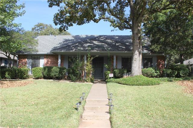 Rental Homes for Rent, ListingId:36218798, location: 344 Plantation Drive Coppell 75019