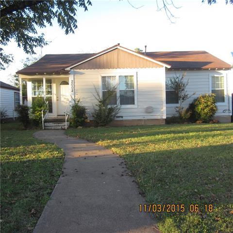 Rental Homes for Rent, ListingId:36218935, location: 2002 S 16th Street Abilene 79602