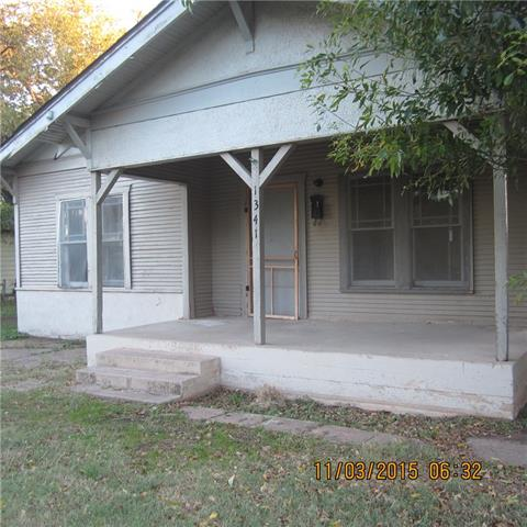 Rental Homes for Rent, ListingId:36218682, location: 1341 S 12th Street Abilene 79602