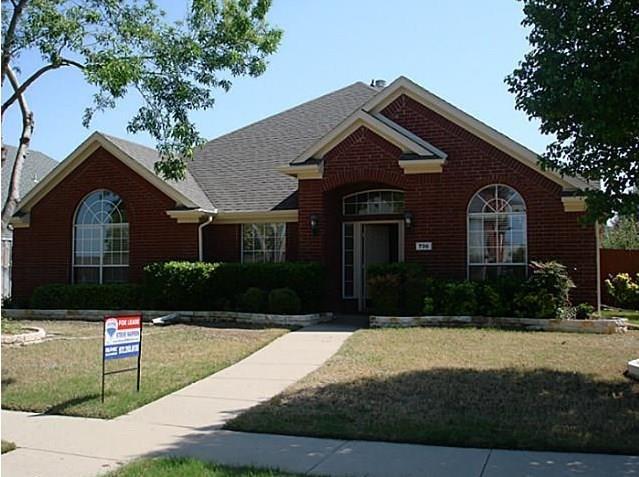 Rental Homes for Rent, ListingId:36218576, location: 736 Player Drive Plano 75025