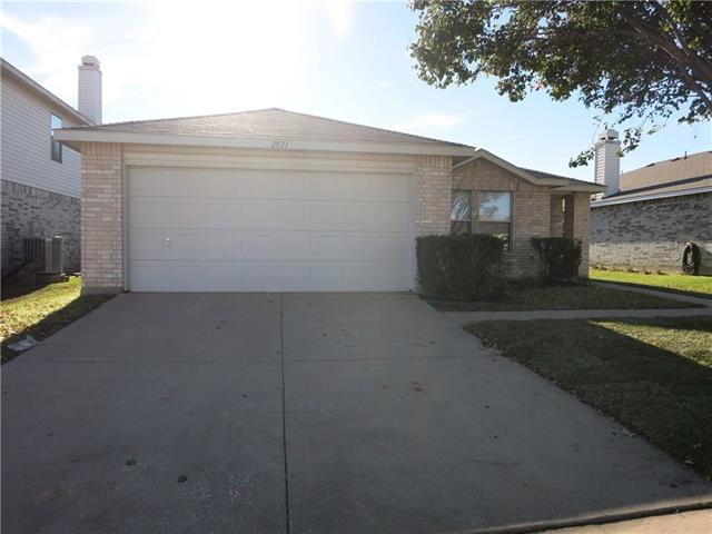Rental Homes for Rent, ListingId:36338987, location: 2821 Hillside Drive Mesquite 75149