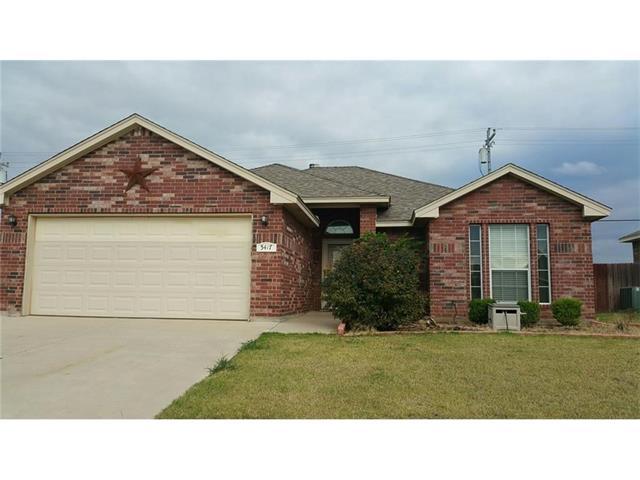 Rental Homes for Rent, ListingId:36271462, location: 5417 Yellow Brick Road Abilene 79602