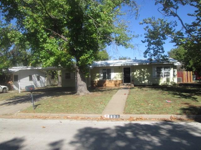 801 Austin Rd, Graham, TX 76450