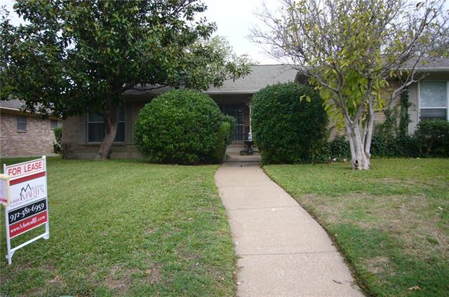 Rental Homes for Rent, ListingId:36245434, location: 11109 Joymeadow Drive Dallas 75218