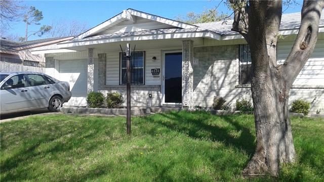 Rental Homes for Rent, ListingId:36268907, location: 4131 Robertson Drive Dallas 75241