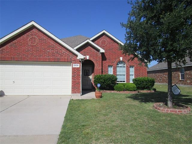 Rental Homes for Rent, ListingId:36296590, location: 2839 Saddlebred Trail Celina 75009