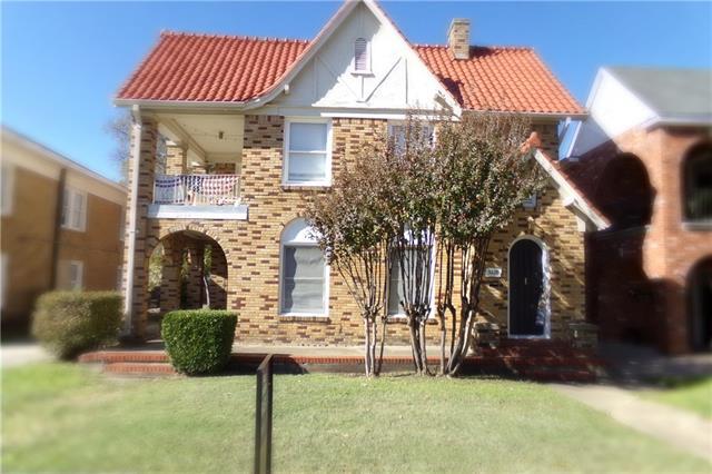 Rental Homes for Rent, ListingId:36308254, location: 3226 University Drive Ft Worth 76109