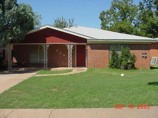 Rental Homes for Rent, ListingId:36311681, location: 624 E North 16th Street E Abilene 79601
