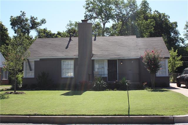 Rental Homes for Rent, ListingId:36319654, location: 3605 Stadium Drive Ft Worth 76109