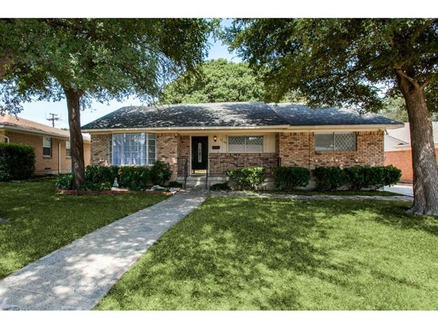 Rental Homes for Rent, ListingId:36339021, location: 1240 Evergreen Drive Richardson 75080