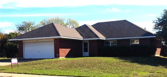 Rental Homes for Rent, ListingId:36339014, location: 105 Dove Avenue Red Oak 75154