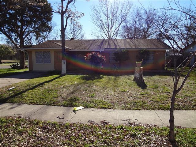Rental Homes for Rent, ListingId:36346314, location: 2502 Wanda Drive Mesquite 75149