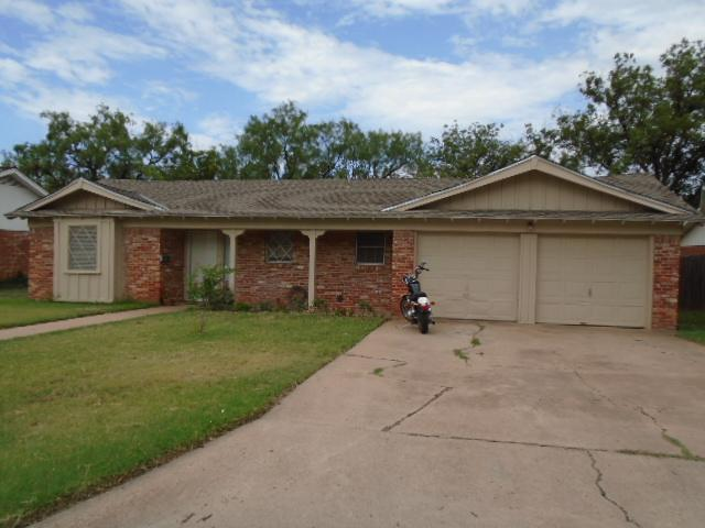 Rental Homes for Rent, ListingId:36353564, location: 826 Avenue F Abilene 79601