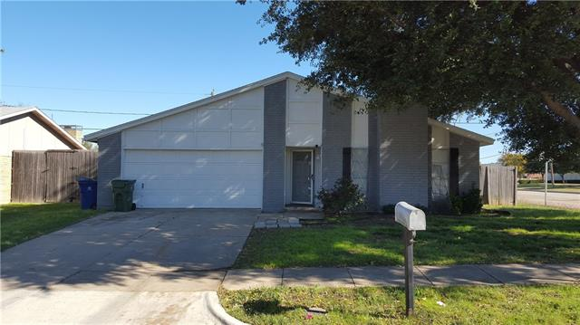 Rental Homes for Rent, ListingId:36355937, location: 3627 Chamberland Drive Arlington 76014