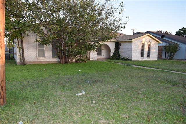Rental Homes for Rent, ListingId:36366192, location: 417 Somerset Place Abilene 79601