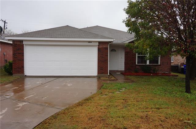 Rental Homes for Rent, ListingId:36414364, location: 1010 Hampton Drive Forney 75126