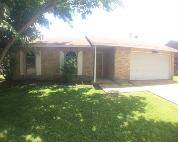 Rental Homes for Rent, ListingId:36488052, location: 1122 Loving Trail Grand Prairie 75052