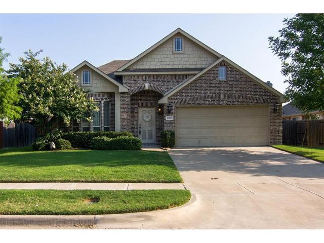 Rental Homes for Rent, ListingId:36393116, location: 4607 Sailboat Drive Mansfield 76063