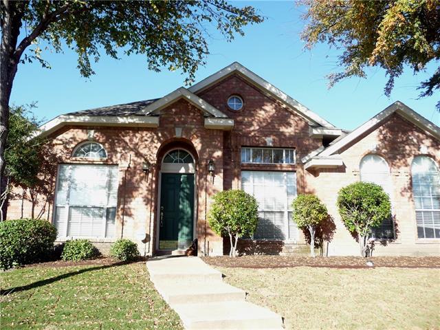Rental Homes for Rent, ListingId:36394515, location: 1621 WOODHAVEN Court Allen 75002