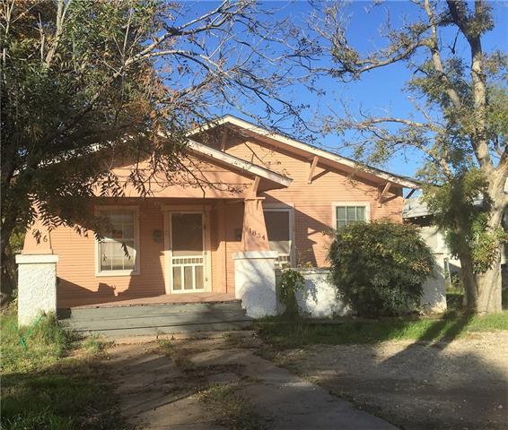 Rental Homes for Rent, ListingId:36394609, location: 1836 N 6th Street Abilene 79603