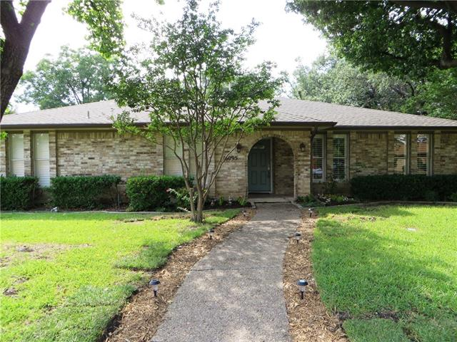 Rental Homes for Rent, ListingId:36421677, location: 16095 Longvista Drive Dallas 75248