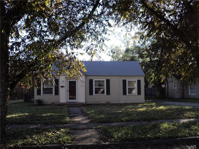 Rental Homes for Rent, ListingId:36421620, location: 825 Grove Street Abilene 79605