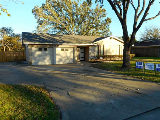 Rental Homes for Rent, ListingId:36475194, location: 716 S Kate Street White Settlement 76108