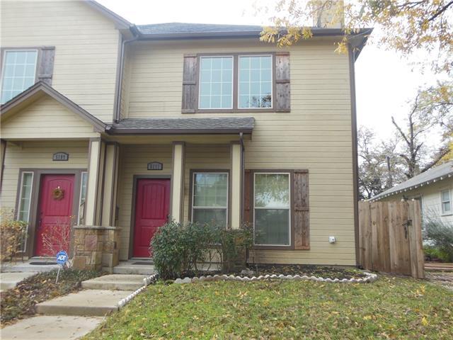 Rental Homes for Rent, ListingId:36428570, location: 5111 Birchman Avenue Ft Worth 76107