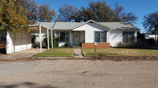 Photo of 605 S Avenue G  Haskell  TX
