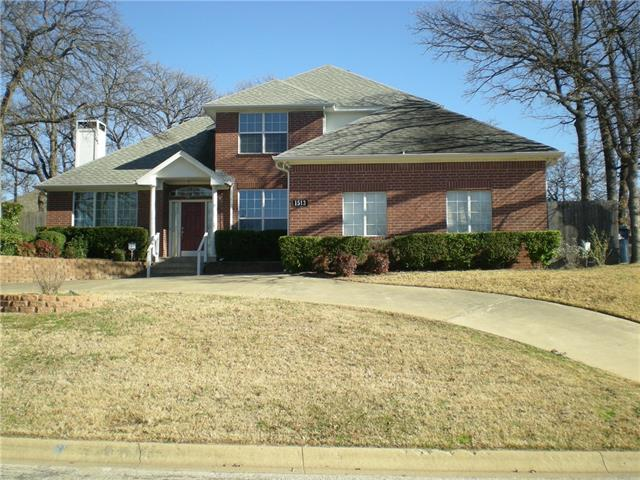 Rental Homes for Rent, ListingId:36560089, location: 1513 Valley Creek Road Denton 76205