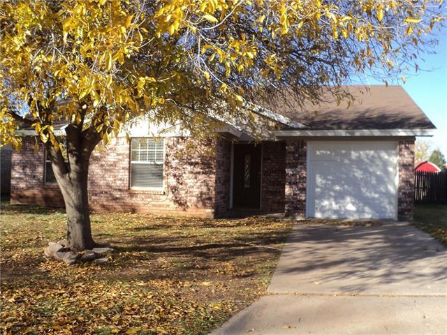 Rental Homes for Rent, ListingId:36566912, location: 7958 Bonnie Abilene 79606
