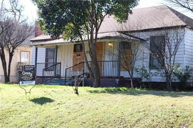 Photo of 2924 S Jennings Avenue  Fort Worth  TX
