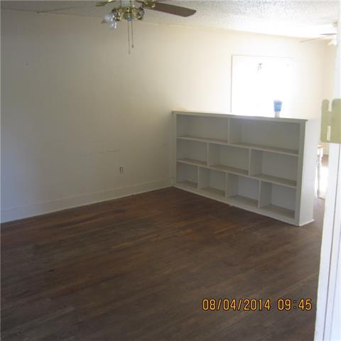 Rental Homes for Rent, ListingId:36578949, location: 3342 S 7th Street Abilene 79605