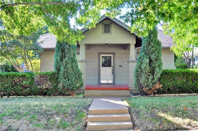 Rental Homes for Rent, ListingId:36590889, location: 4605 El Campo Avenue Ft Worth 76107