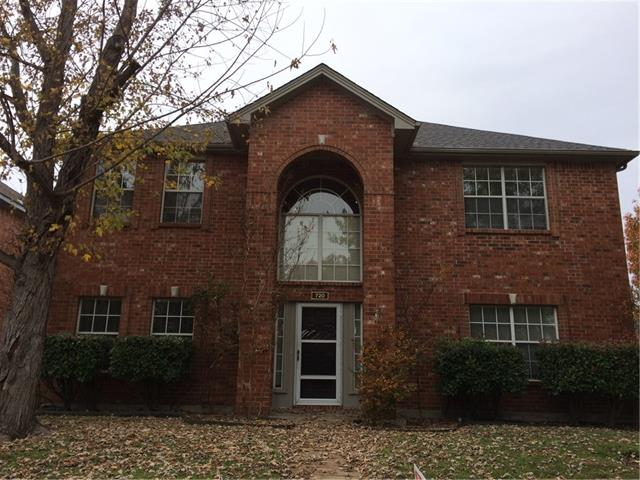 Rental Homes for Rent, ListingId:36621699, location: 720 Fawn Valley Drive Allen 75002